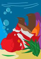 Goretober Challenge Day 03 - Drown by zerejel