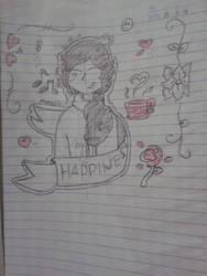 Happiness by zerejel