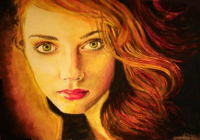 Watercolour by LatBosse