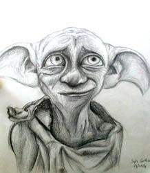 Dobby by doragonbat