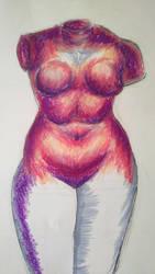 Female Anatomy by doragonbat