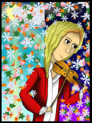 Antonio Lucio Vivaldi by WildHeart1125