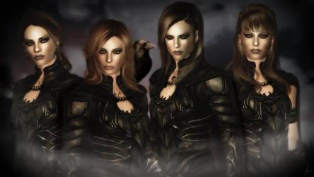 Dark Angels by amnis406