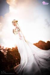 Neo Queen Serenity _ Sailor Moon by Adelbra