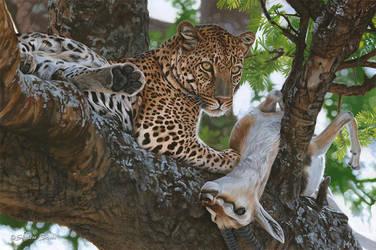 Mwindaji (Swahili for The Hunter) by ShaleseSands