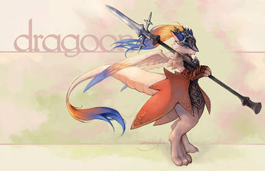 Dragoon by Remainaery