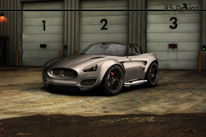 BMW Shark Roadster RS by RS--Design