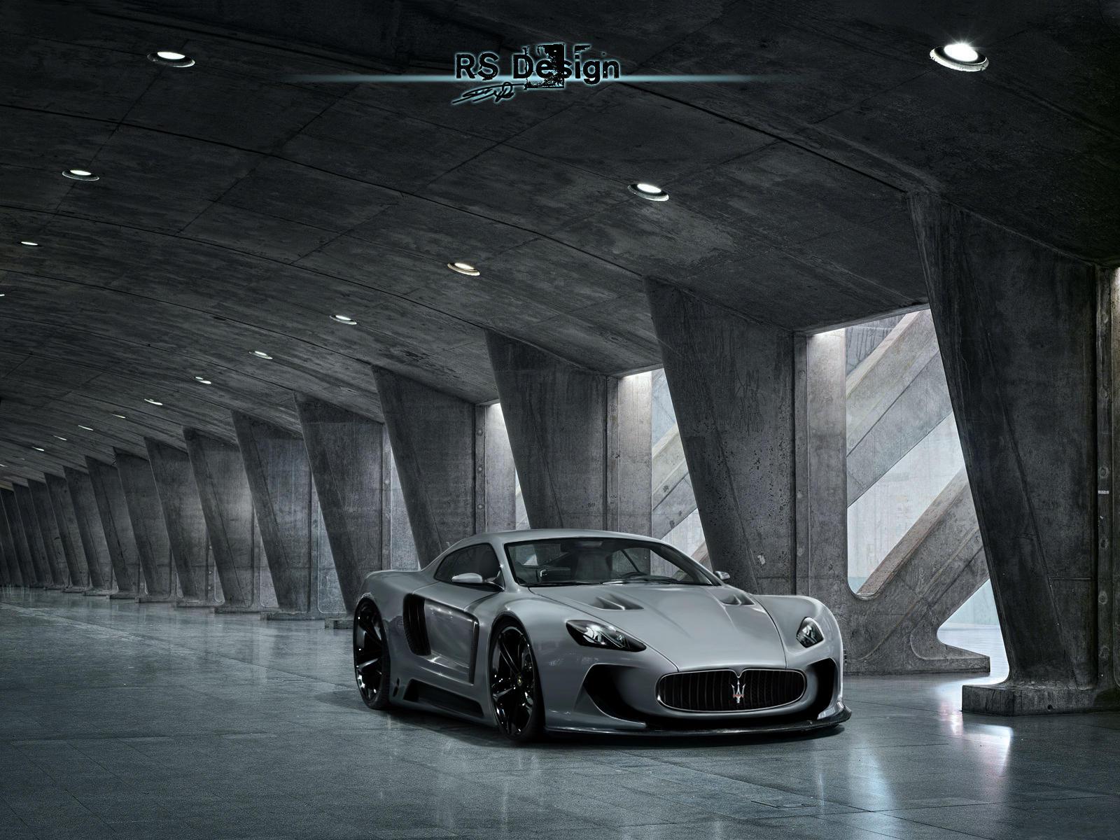 Maserati Grand Finale by RS--Design