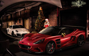 Christmas spirit gone wild by RS--Design