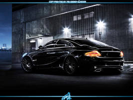 Mercedes Benz CLS Concept 2 by RS--Design