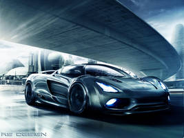 Porsche 9180 Concept by RS--Design