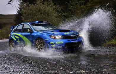 Subaru Impreza WRX STI by RS--Design