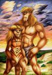 Prehistoric Vaelidius by Lurking-Leanne