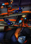 Deadlocked Syndrome Page 48 by Lurking-Leanne