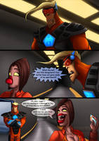 Deadlocked Syndrome Page 61 by Lurking-Leanne
