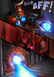 Deadlocked Syndrome Page 74 by Lurking-Leanne