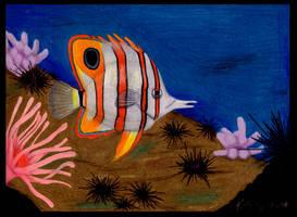 fish by GreenChikin