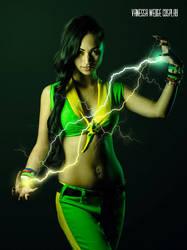 BAAM!! Lightning Strikes by stylechameleon