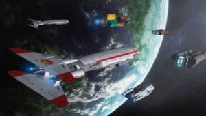 Space Lanes by Jetfreak-7