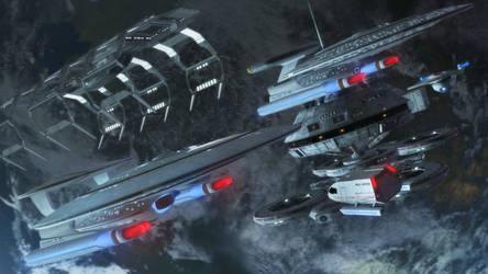 Nebulous Affairs by Jetfreak-7