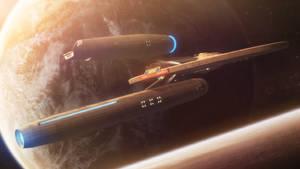 Dad's Ship by Jetfreak-7