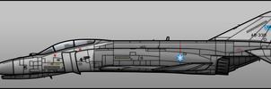 Aurelia's F-4Z by Jetfreak-7