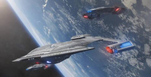 Show of Force by Jetfreak-7