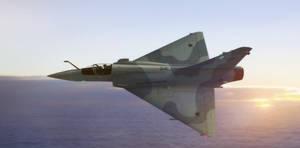 Dassault Delta by Jetfreak-7