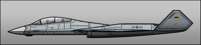 German F-23B by Jetfreak-7