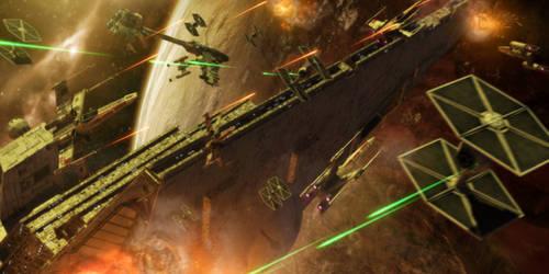 Rebel Assault by Jetfreak-7