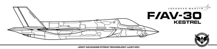 F/AV-30 Kestrel by Jetfreak-7