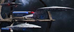 Trek Next gen Ships by Jetfreak-7