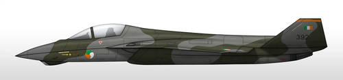 F-33A - Irish Air Corps by Jetfreak-7