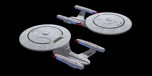 Starfleet Orion Class by Jetfreak-7
