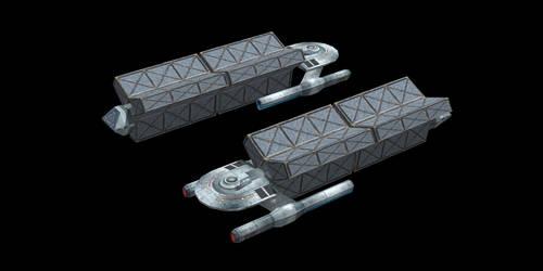 Starfleet Lotus Class by Jetfreak-7