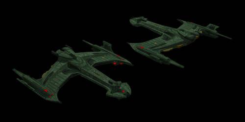 Klingon Ghob'lw Class by Jetfreak-7