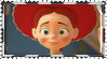 Jessie the Cowgirl Stamp by ginacartoon