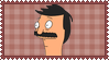 Bob Stamp by ginacartoon