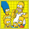 The Simpsons by ginacartoon