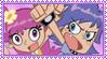 Hi Hi Puffy AmiYumi Show by ginacartoon