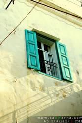 Old Window by boudi305