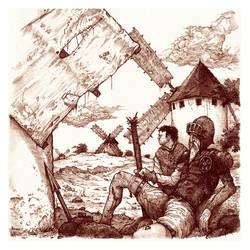 Quijote dmk by Dumaker