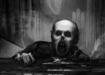 Thanatophobia by Dumaker