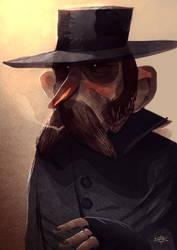 Desert Cowboy by Dumaker