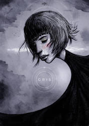 GRIS fanart by Dumaker