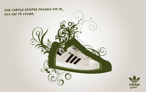 Adidas Hemp by patrickleite