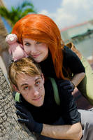 Kim Possible and Ron Stoppable 7 by PumkinSpice