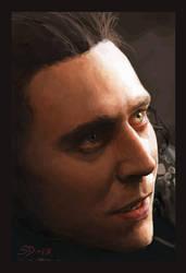 Loki / Loke of Asgard by Devilry