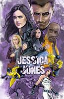Jessica Jones by batmankm