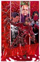 Daredevil by batmankm